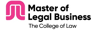 master of legal business logo