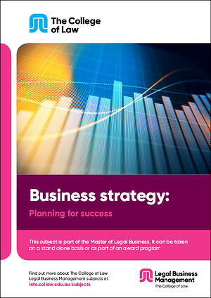 Business strategy – Planning for success Brochure